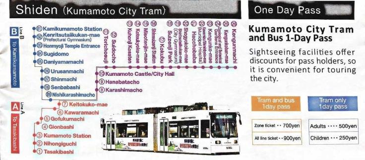 Kumamoto City Tram_Soulstir