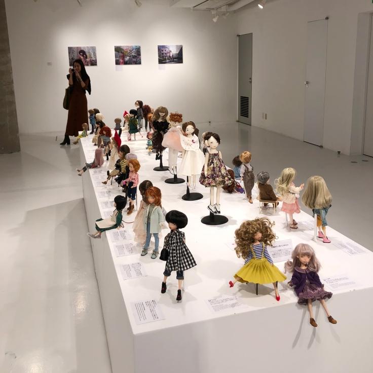 Pocket Doll Exhibition